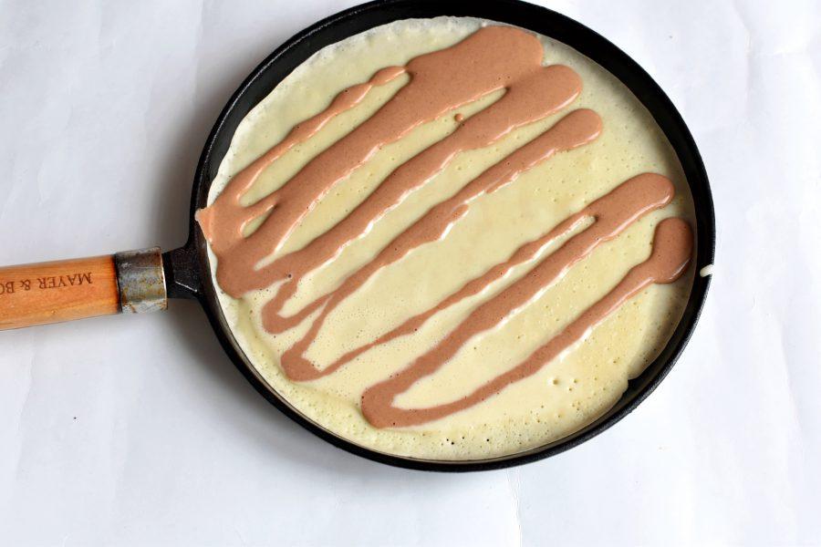 Как приготовить молочно-шоколадные блины