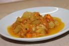 Овощное рагу из кабачков