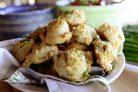 Песочное сырное печенье