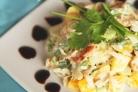 Куриный салат с сельдереем