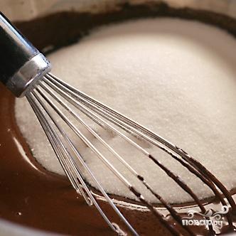 Кофейно-шоколадные пирожные
