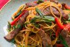 Рецепт пасты с мясом