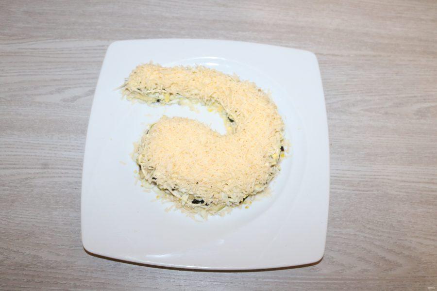 """Салат """"Кобра"""""""