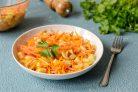 Салат из тыквы и сельдерея