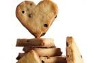 Карточное печенье с виски