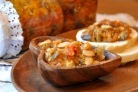 Фасоль по-монастырски с овощами на зиму