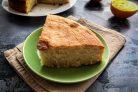 Лимонный пирог на кефире