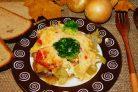Грудинка, запеченная с картофелем