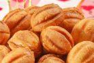 Тесто для печенья Орешки
