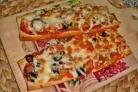 Пицца-багет