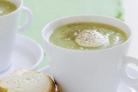 Суп-пюре из фенхеля и брокколи