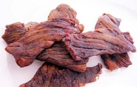 Рецепт Домашняя вяленая говядина