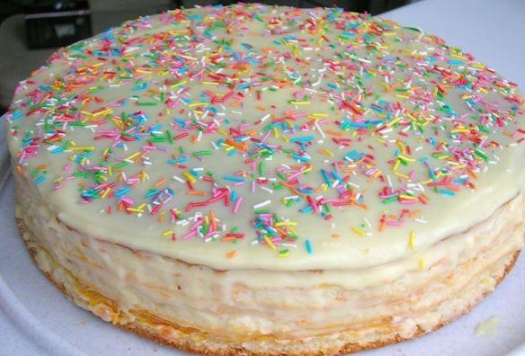 рецепт торт настенька