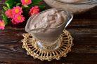 Сметанно-шоколадный крем