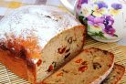 Кекс в хлебопечке Мулинекс