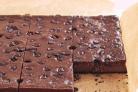 Шоколадный чизкейк из печенья