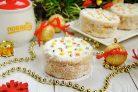Пирожные Медовые сласти на Новый год 2022