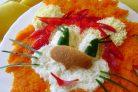 Салат для детей на День рождения