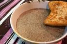 Быстрый суп без мяса