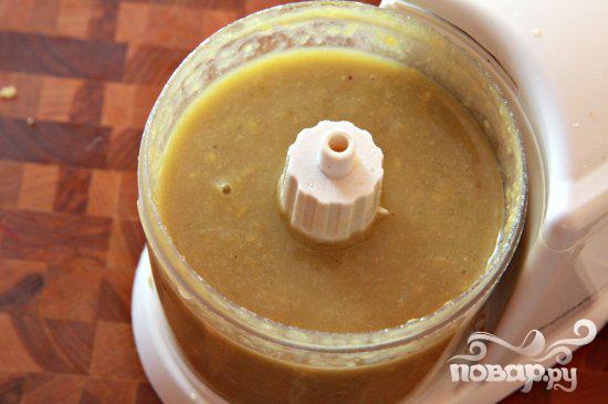 Бананово-кукурузный суп