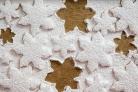 Рождественское печенье со сметаной