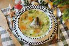 Рыбный суп с капустой