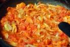 Морковь в томате