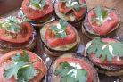 Бутерброды из кабачков