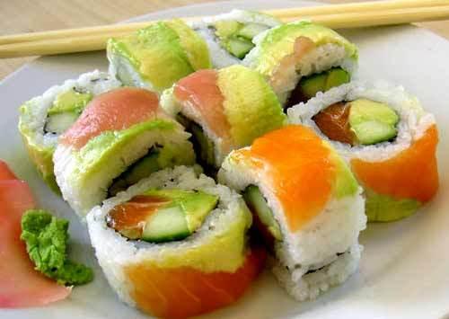 Рецепт Домашний рецепт суши