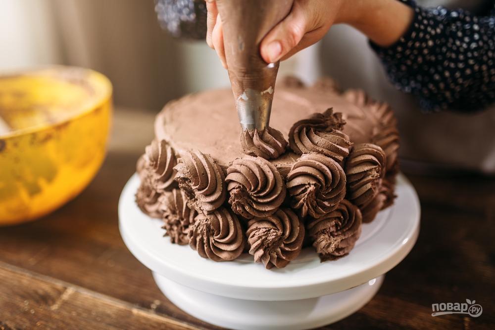"""Как приготовить торт """"Прага"""" в мультиварке"""