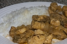Куриное филе, жаренное на сковороде
