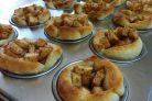 Мини-пироги с яблоком