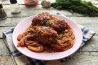 Спагетти с фаршем Дедушкины усы