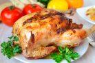 Курица в горчице