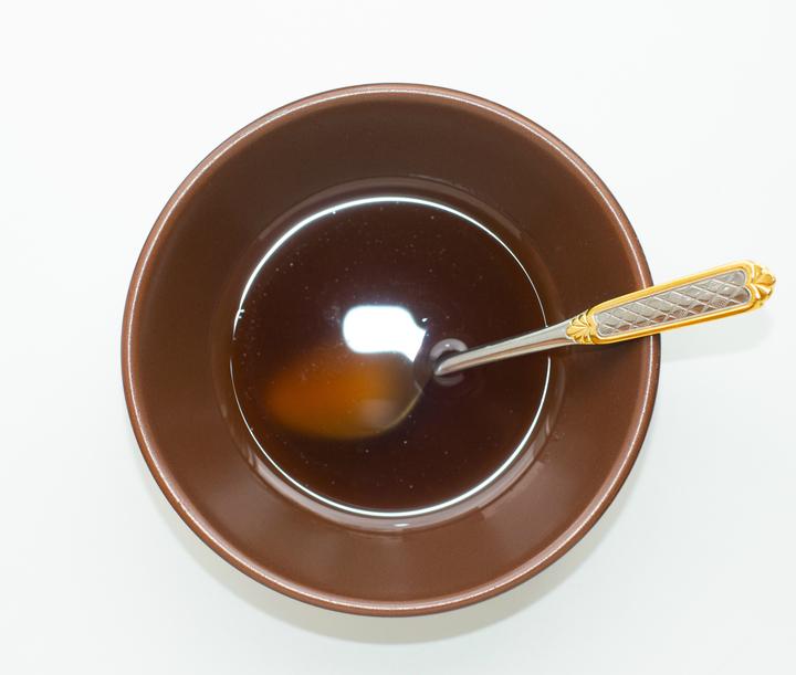 Морской коктейль с соевым соусом