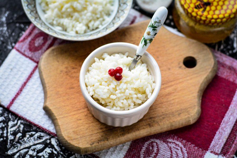 Рис С Медом Для Похудения. Рисовая диета