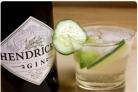 Огуречный джин-тоник