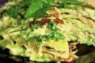 Наполеон из капусты (овощной торт-закуска)