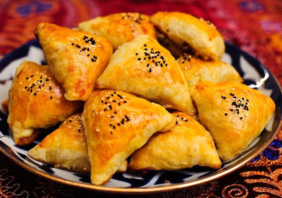 Рецепт Рецепт Сомса (Самоса)