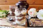 Шоколадно-ванильный крем