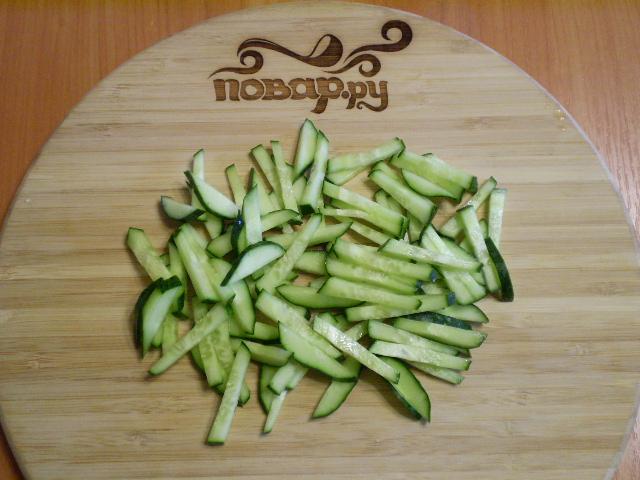 Салат капустный витаминный