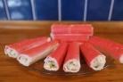 Суши с крабовыми палочками