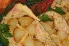 Запеканка куриная с картофелем