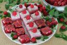 Малиновые конфеты
