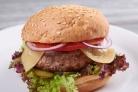 Классический американский бургер