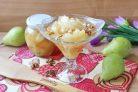 Варенье из груш с орехами
