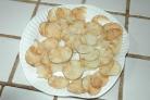 Чипсы из картошки в микроволновке