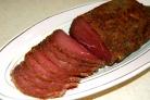 Бастурма из свинины в домашних условиях
