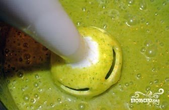 Детский суп из брокколи