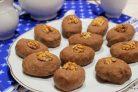 Пирожное Картошка с орехами